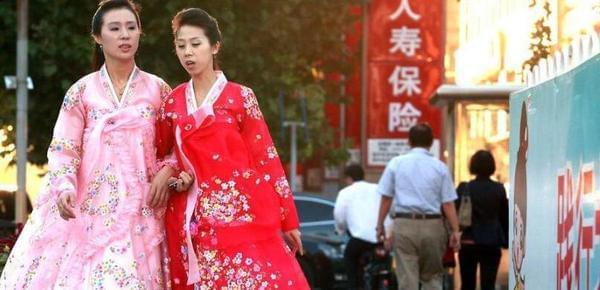 探访在华朝鲜美女服务员 多来自中层家庭