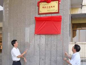 """大喜事!阳江正式挂牌""""国家卫生城市"""""""