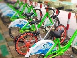 漳州共享单车哪家强?小编带你见分晓