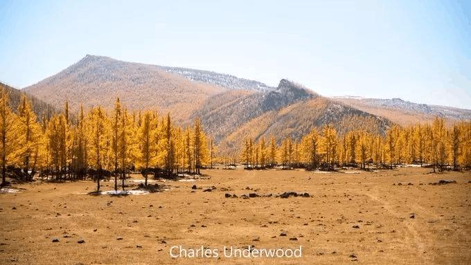 距离北京1000公里的蒙古 是隐藏在身边的世外桃源