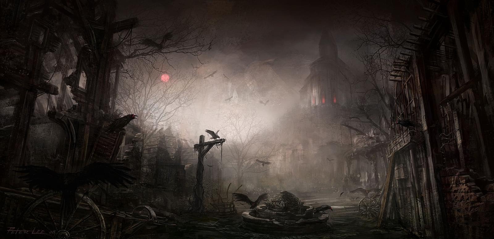 暗黑破坏神中的父子羁绊:李奥瑞克与黑暗流浪者