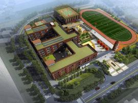 西海岸6所学校项目集中开工 总投资10亿