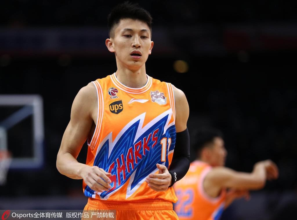 刘晓宇离队感言:感谢上海两年信任 下季相约北京