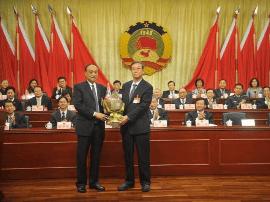 熊志翔接棒佛山市政协主席 杨晓光卸任