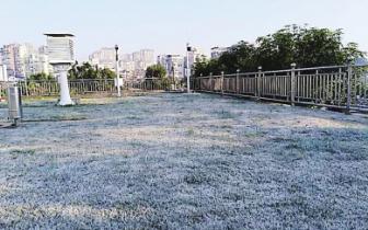 60年来第一次!福州市区6日最低气温跌破0℃