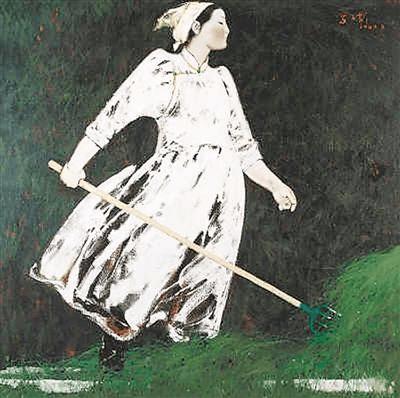 彩霞正当时——内蒙古美术七十年回望