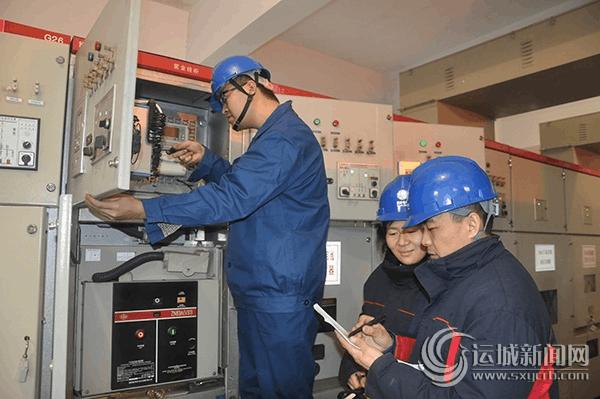 运城供电公司全面开展2017年 通信设备春检工作