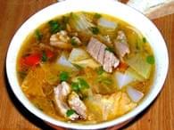 疆味:新疆最地道的回族粉汤
