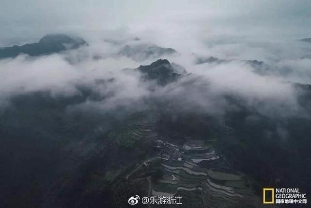 夏天去趟浙江的仙居 这里就是陶渊明笔下的世外桃源