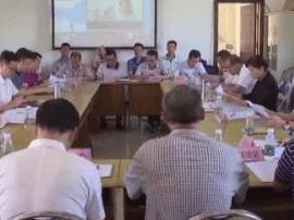 阳江市领导调研软弱涣散村党组织整顿工作