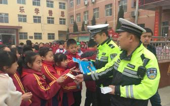 """沁县交警大队荣获山西省""""青年维权岗""""荣誉称号"""