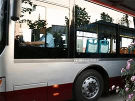 大淄博138路公交车的一天