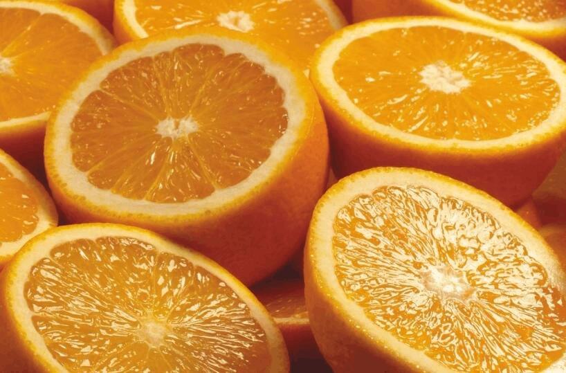 一天一橙子 有助防痴呆