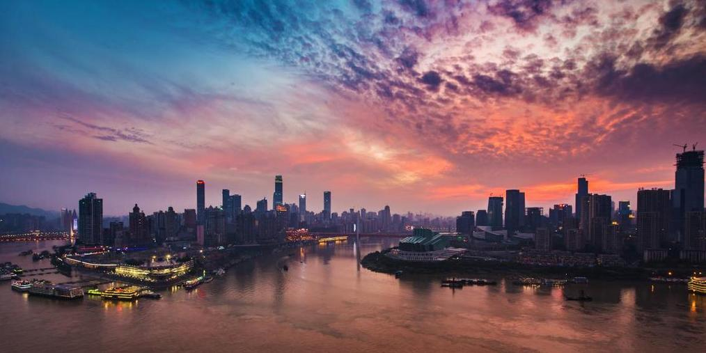 于高处寻找城市之美