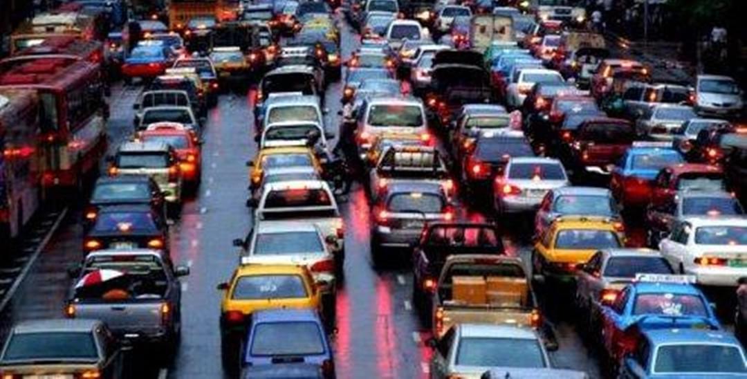 沈阳拥堵降至全国第30位 每天7时为最堵时刻