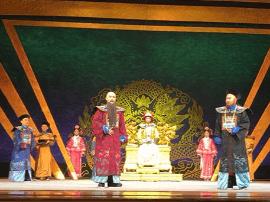 京剧《陈廷敬》为首届山西艺术节献礼