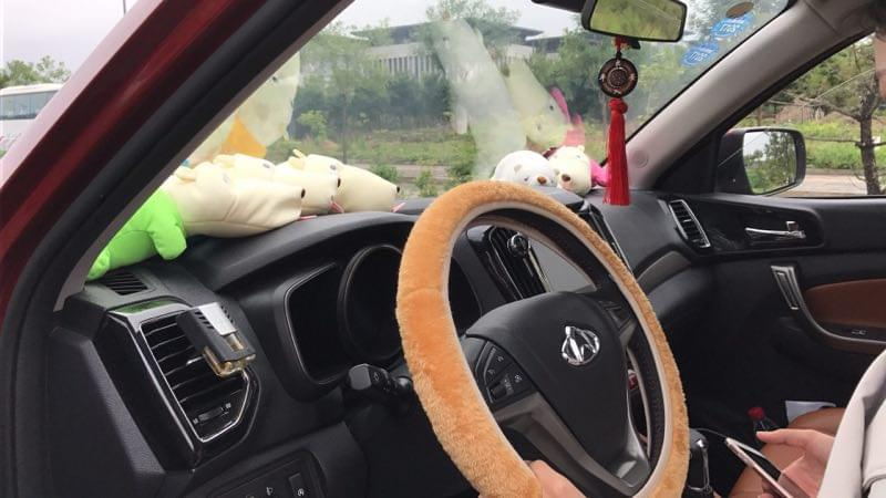 为何受伤的总是她们?女司机安全用车养成记