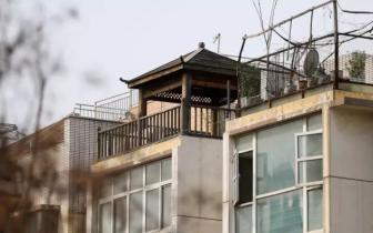 郑州最牛别墅区违建:23栋楼违建过百处