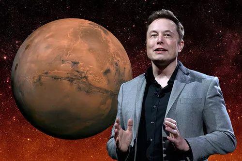 马斯克:火星旅行有望2019年开启 起价500万美元