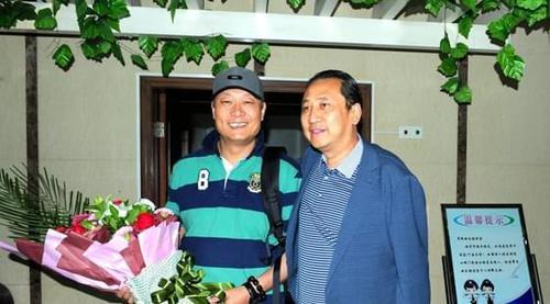 李秋平2015-16赛季加盟新疆
