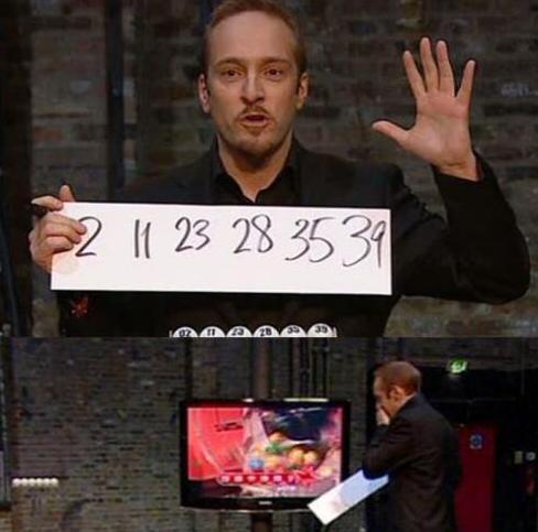 男子提前预测中2078万头奖号 机构:那都是假象