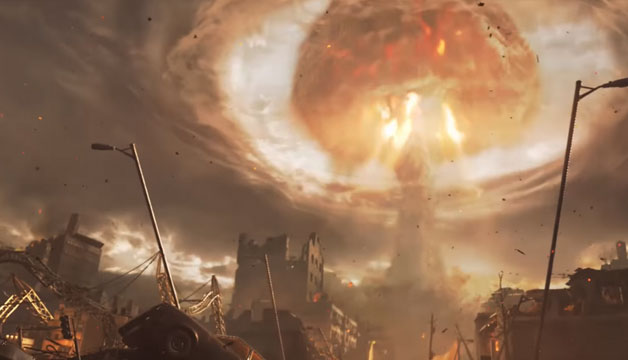游戏玩趣集:核平万碎!游戏中可怕的核爆场景