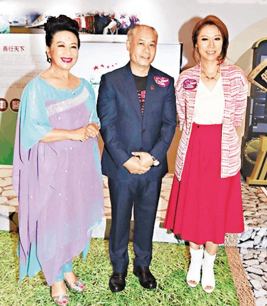 薛家燕明年入行60周年 想申请年底红馆开演唱会