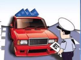 东莞一面包车司机十个月内疯狂交通违章261次