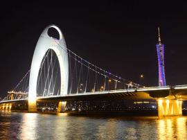 广州骑行活跃度位居全国第四  最爱广州塔一带