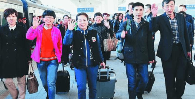 黑龙江省第十二次党代会19个代表团全部报到