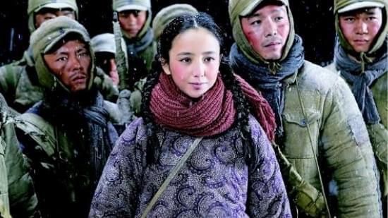 两版《林海》捧红了她们!佟丽娅赵子惠林海四花