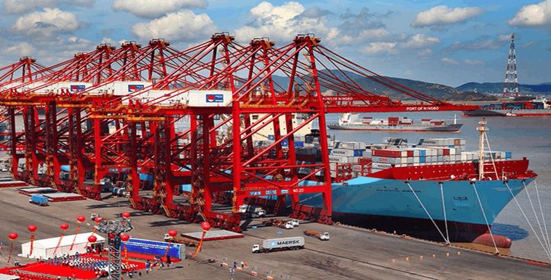 宁波舟山港综合服务能力居全国第二