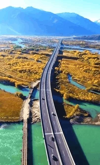 比川藏线壮阔 比318惊艳 这才是西藏最高颜值公路