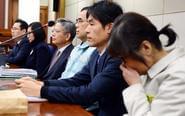 """韩国""""干政门""""首次正式审判"""