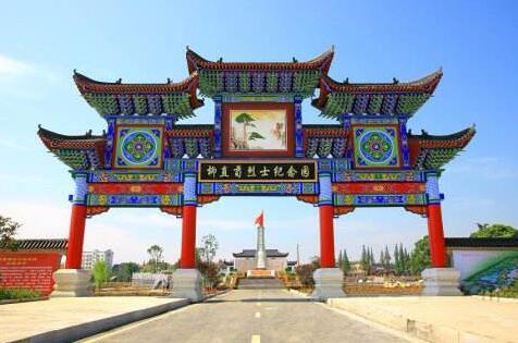 监利县柳直荀烈士陵园被命名为省级爱国主义教育基地