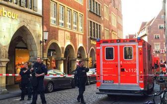 德国恐袭:男子驾车冲撞人群后自杀 多人死伤