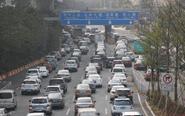 深圳今早一辆警车抛锚 堵住几万上班族