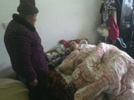 徐网宝:弟弟患肺癌 姐姐举债为他撑起生命希望