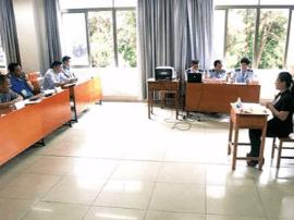 山西招考公务员面试于7月15日至7月16日进行