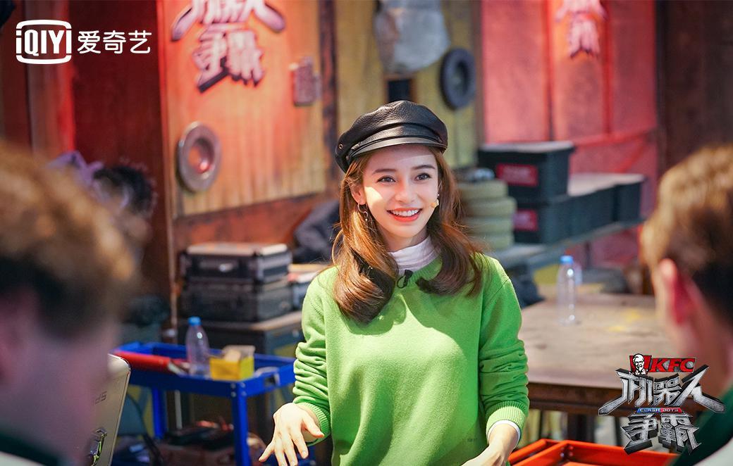 穿上绿毛衣的baby才是电竞girl的正确打开方式