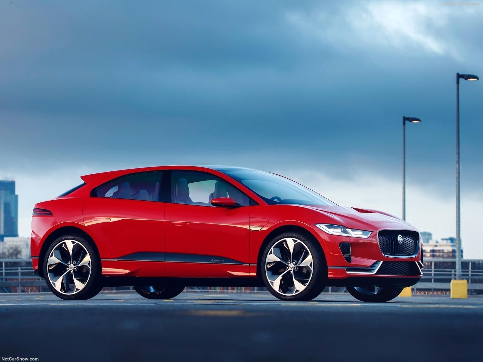 捷豹I-Pace概念车——普通情况下,捷豹概念车于量产版本都十分接近,希望此次FUTURE-TYPE能够给我们带来更多惊喜