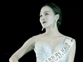 2017国际超模大赛江苏赛区比赛在泰州柳园盛大启幕