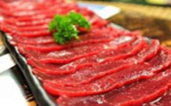 浅红色的牛肉嫩 新鲜安全这样挑