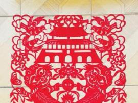 孝义剪纸协会推出剪纸展 28名会员用灵巧双手创作
