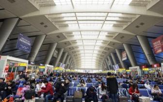 春运期间 太原南站预计发送旅客150万人
