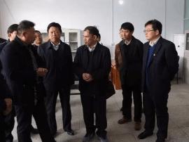 农业部检查临猗县2017秋季重大动物疫病防控工作