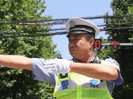 """绛县: 地表最强温来袭 顶阳战暑好""""焦""""警"""