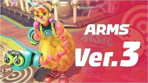 《ARMS》新角色公布 挥舞双节棍的气囊小丑