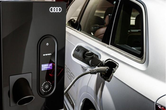 奥迪推行智能能源网络 房屋可给汽车充电