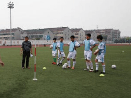 孝义市41名足球特长生被多所高校预录